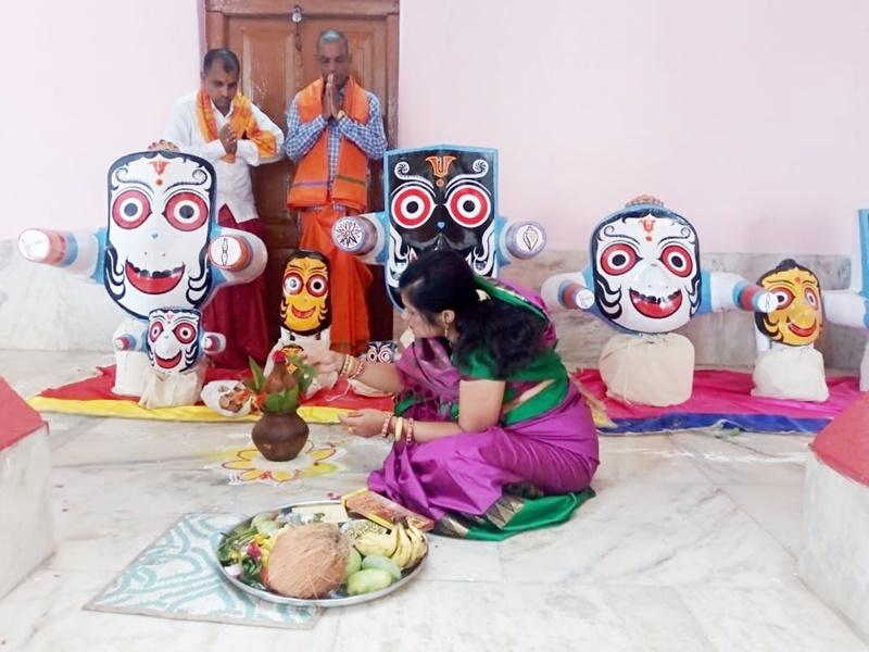 बस्तर में पिछले 611 वर्षों से मनाया जा रहा है गोंचा पर्व, भगवान जगन्नाथ से जुड़ी है कहानी