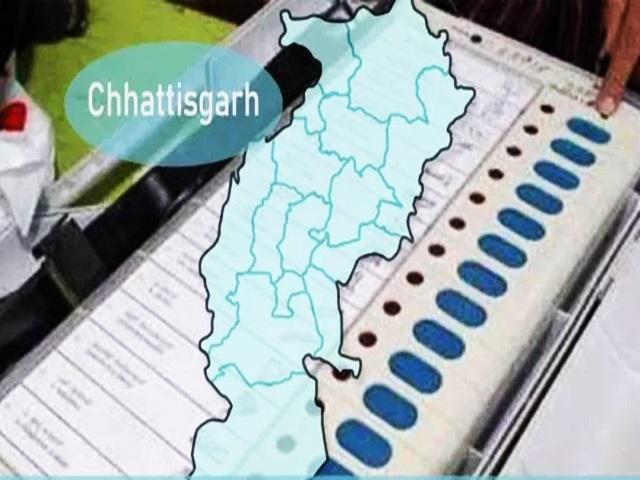 Chhattisgarh Loksabha Election 2019 : 3 सीट, 36 प्रत्याशी, 49 लाख वोटर तय कर रहे भाग्य