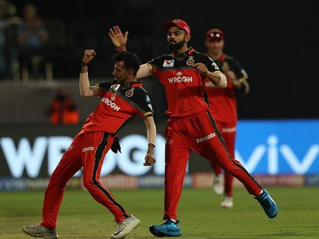 IPL 2019 : युजवेंद्र चहल ने पूरा किया आईपीएल में खास शतक