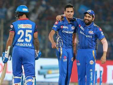 IPL 2019 DC vs MI Live Updates : दिल्ली को हराकर मुंबई दूसरे स्थान पर