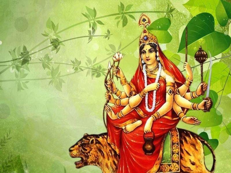 Navratri 2019 Day 3 : देवी के इस स्वरूप की आराधना से भक्त होता है भयमुक्त और मिलता है साहस