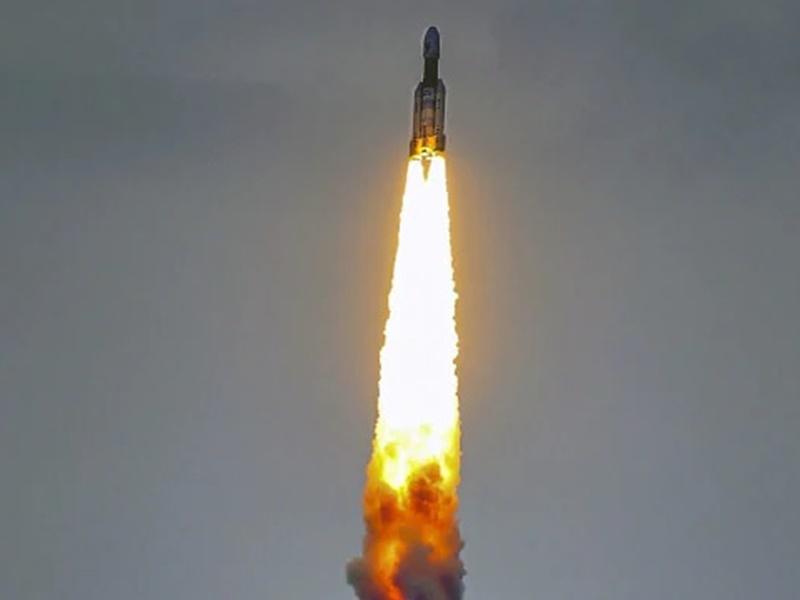Chandrayaan-2 : पांचवीं बार सफलतापूर्वक बदली गई चंद्रयान-2 की कक्षा