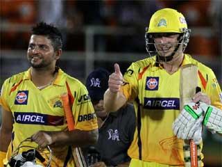 आईपीएल-7 : चेन्नई सुपरकिंग्स ने तोड़ा मुंबई इंडियंस का दिल