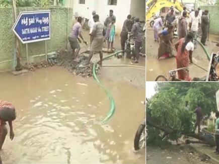 चेन्नई में भारी बारिश की चेतावनी, नगर निगम निपटने को तैयार