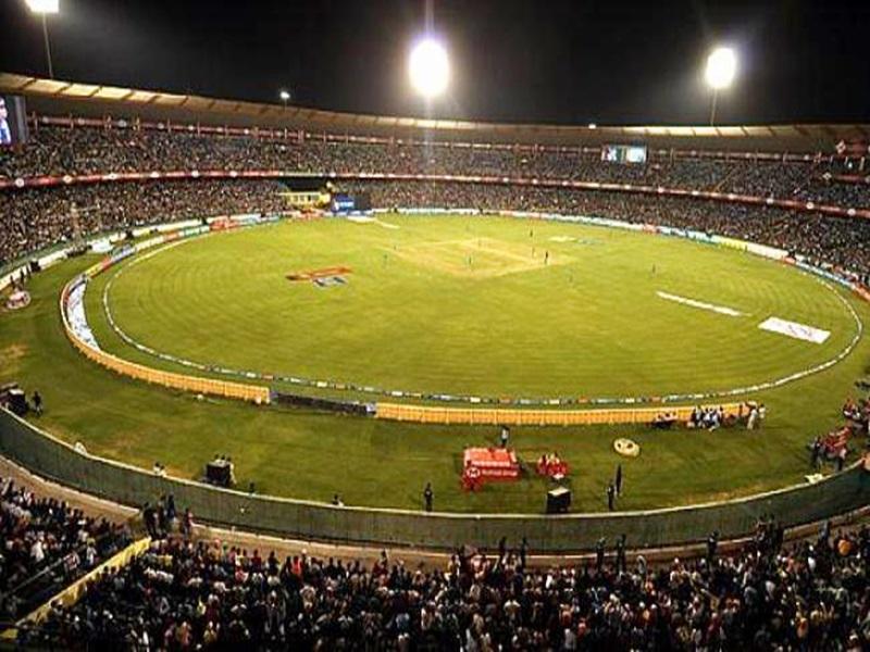 11 साल का इंतजार खत्म, प्रदेश के स्टेडियम को पहली बार अंतरराष्ट्रीय मैच की मेजबानी