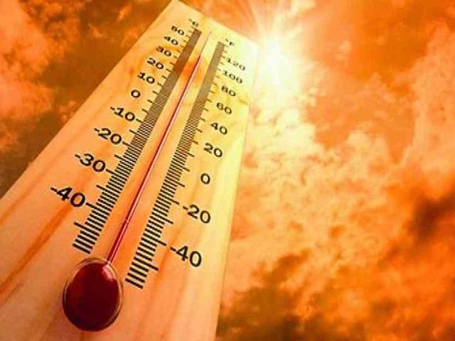 Chhattisgarh Weather : आग उगल रहा सूरज, पारा आज होगा 45 डिग्री के पास
