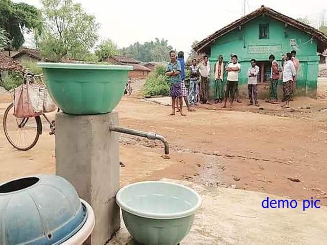 Chhattisgarh Village : पानी को तरसते गांवों के लिए मॉडल बना बांसकुढ़ा