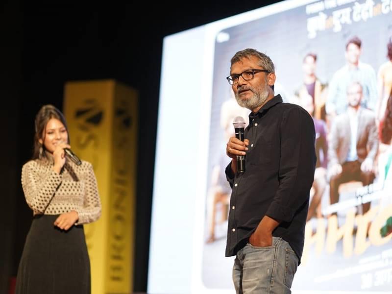 जयपुर के कॉलेज स्टूडेंट्स ने देख भी लिया फिल्म 'छिछोरे' का ट्रेलर