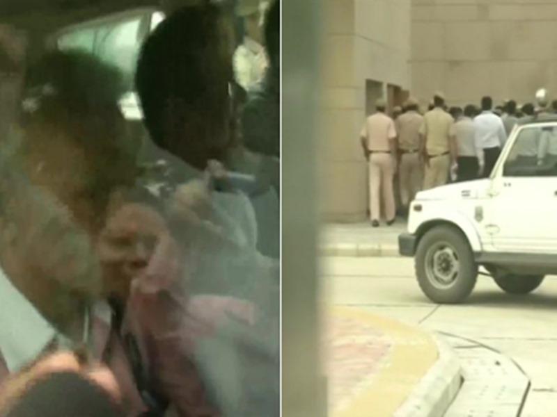 INX Media Case: चिदंबरम को झटका, 26 अगस्त तक रहना होगा CBI कस्टडी में