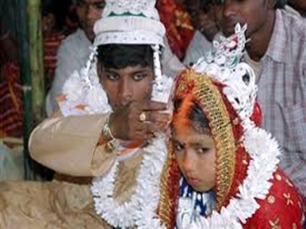 child marriage 13 10 2017
