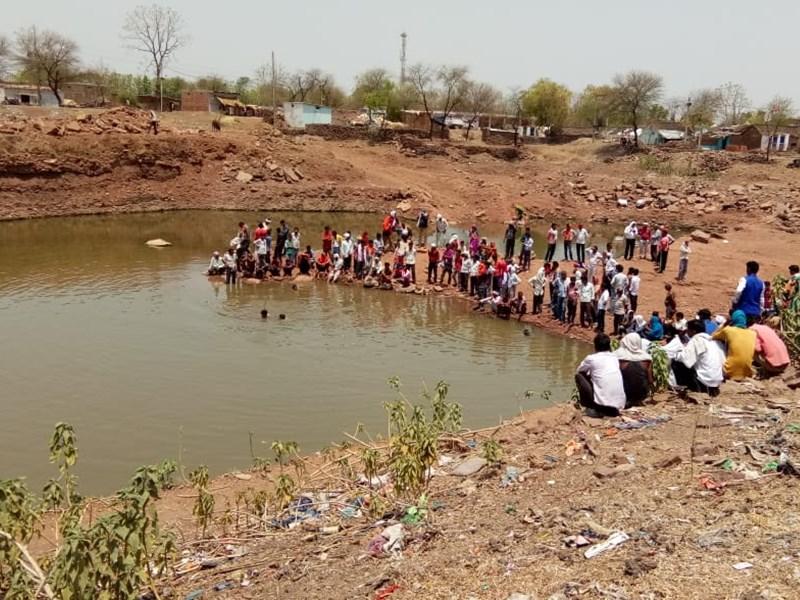 Damoh News : चिरौला गांव में नहाने गए चार बच्चे डूबे, एक का शव मिला
