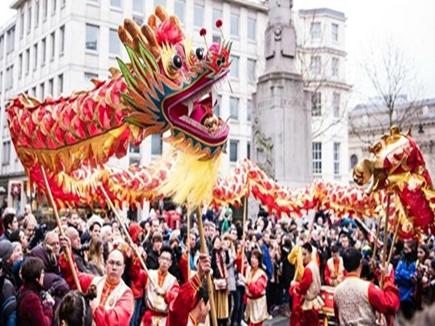 चीन में नए साल की छुट्टियों का जश्न,सरकारी और निजी दफ्तरों में सन्नाटा
