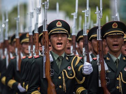 सैन्य क्षमता बढ़ाने के लिए चीनी सेना ने नए सैनिकों के लिए प्रशिक्षण अवधि दोगुनी की
