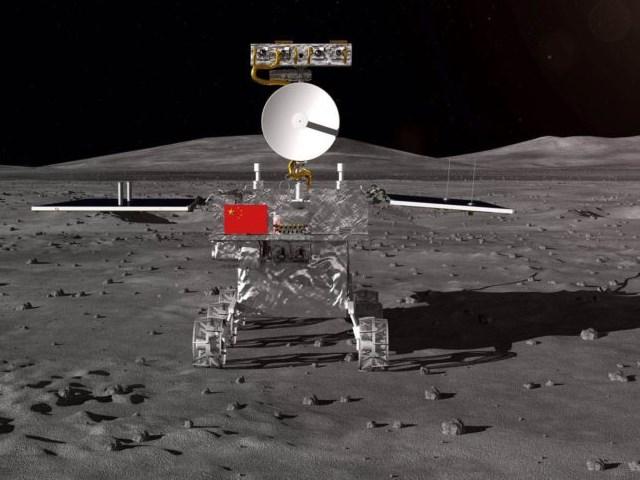 चंद्रमा के 'डार्क साइड' में उतरे चीन के यान ने शुरू की पड़ताल, मिट्टी में  मिले ओलिविन और पायरोक्सिन के प्रमाण