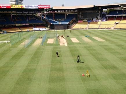 चिन्नास्वामी स्टेडियम में बहुत अच्छा नहीं है टीम इंडिया का रिकॉर्ड