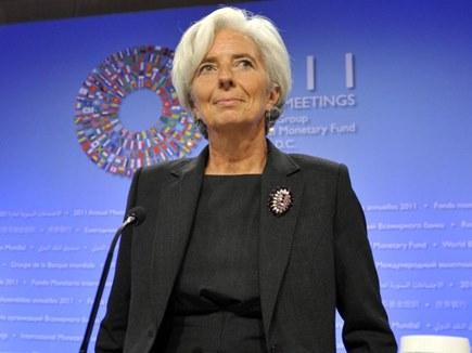 वृद्धि धीमी रहने पर खड़ा हो सकता है वैश्विक आर्थिक 'बंवडर' : IMF