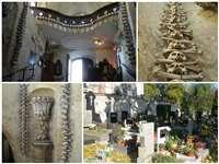 OMG : हड्डियों और मानव कंकाल से बना है यह चर्च, देखें तस्वीरें