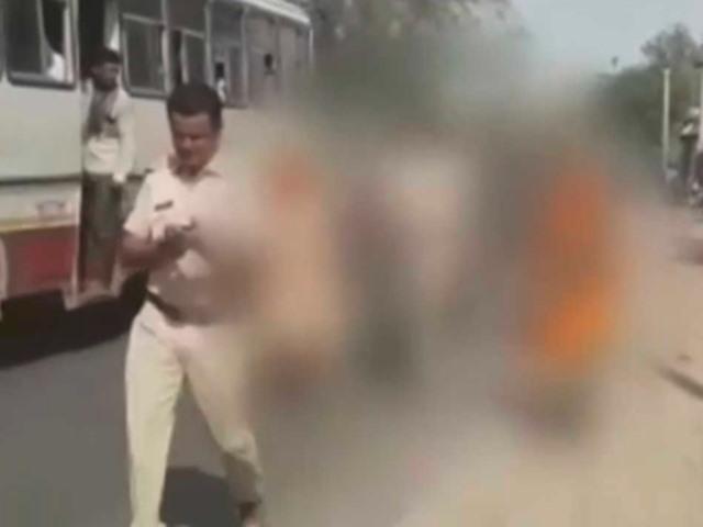 चूरू: ससुरालवालों द्वारा प्रताड़ित महिला की मदद करने की बजाए वीडियो बनाने वाला गिरफ्तार
