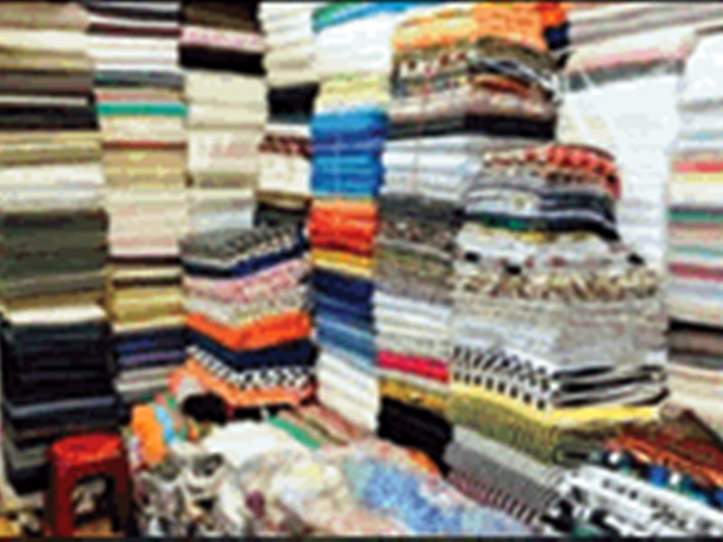 छोटी-छोटी राहतों से कपड़ा उद्योग में सुधार की उम्मीद