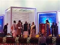इंदौर में अंतर्राष्ट्रीय धर्म -धम्म सम्मेलन की शुरुआत