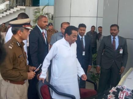 समीक्षा बैठक में CM Kamal Nath की दो टूक, अपराध पर चाहिए जीरो टॉलरेंस