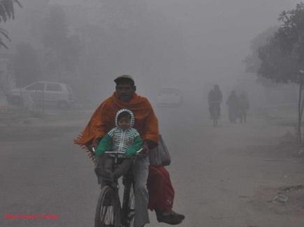 Chhattisgarh : रात में चल रही हवाओं ने बढ़ाई ठंड, पारा अभी और गिरेगा
