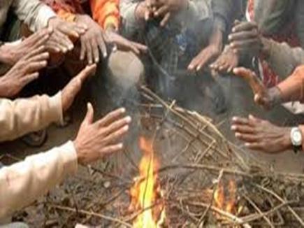 Cold day : मध्यप्रदेश में लगातार तीसरे दिन शीतलहर, फसलों पर पाले की आशंका