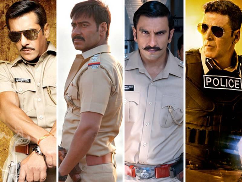 सलमान को अपनी फिल्म में पुलिसवाला तो नहीं बनाने वाले हैं रोहित शेट्टी !