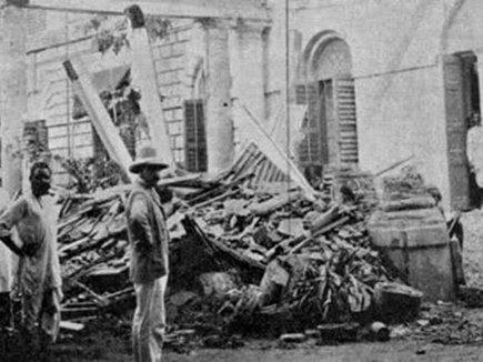 तितली पहला नहीं, 1839 में कोरिंगा की वजह से हुई थी 3 लाख मौतें