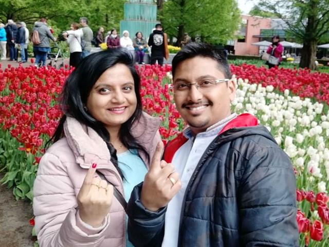 चलो वोट करें : नीदरलैंड्स से वोट देने की अपील, शेयर किए वीडियो