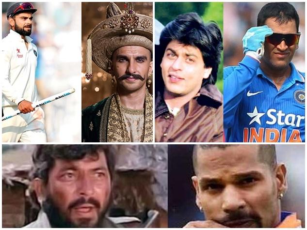 भारतीय क्रिकेटरों पर फिट बैठते ये बॉलीवुड डायलॉग्स