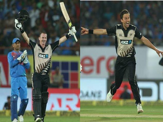 राजकोट टी20 में न्यूजीलैंड की जीत के ये हैं रोमांचक पल