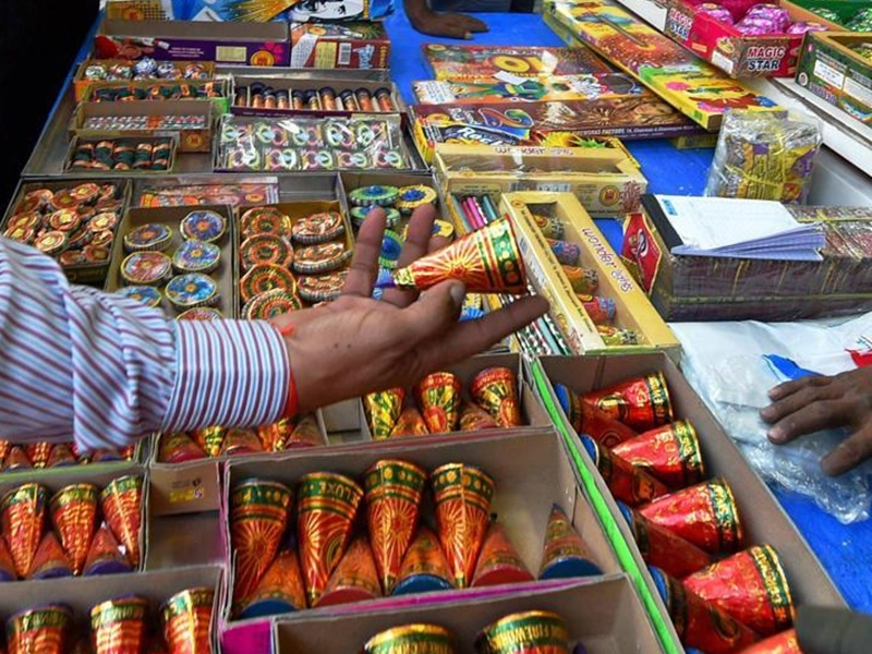 Diwali 2019: प्रदूषण मुक्त दिवाली के लिए ग्रीन पटाखों के साथ शिवकाशी तैयार