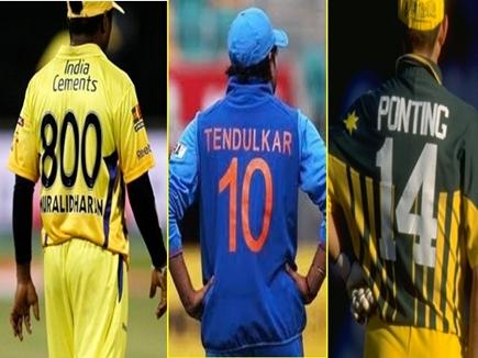 विश्व क्रिकेट की वो 5 जर्सी, जो बन गई हमेशा के लिए अमर
