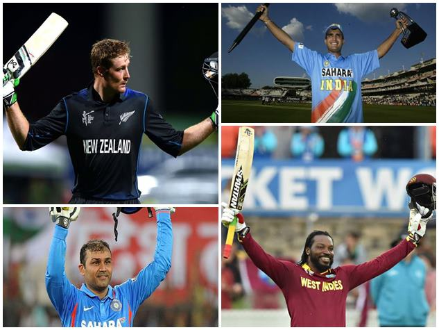 आईसीसी विश्व कप : इन बल्लेबाजों ने खेली बड़ी पारियां