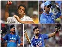 भारतीय क्रिकेटर्स के नाम ये शानदार रिकॉर्ड, जानकर होगी हैरानी