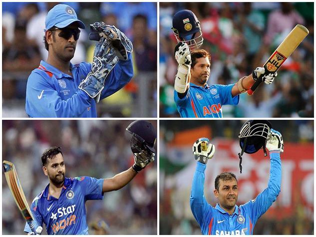 विराट नहीं, इन भारतीय बल्लेबाजों ने वनडे में लगाए सबसे ज्यादा छक्के