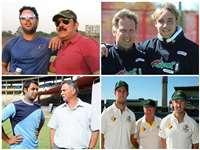 इन पिता-पुत्रों ने क्रिकेट में कमाया है बड़ा नाम