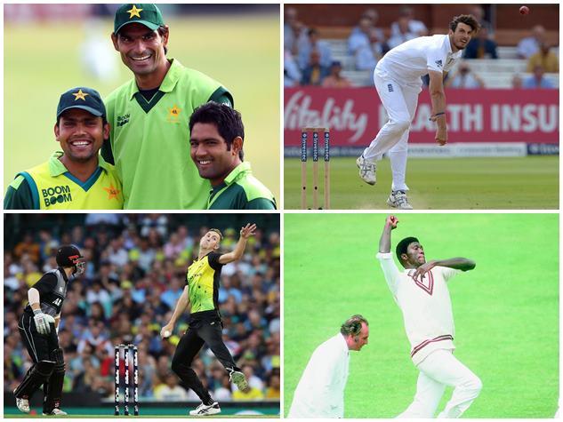 क्रिकेट की दुनिया के पांच सबसे लंबे तेज गेंदबाज