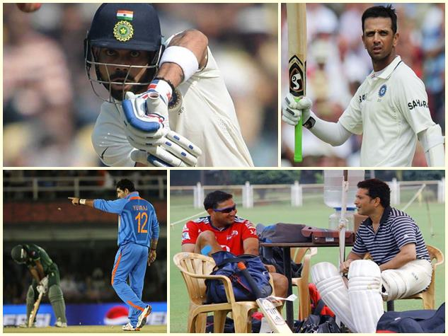 ये हैं भारतीय क्रिकेटरों के लकी चार्म, जानिये कौन क्या आज़माता है