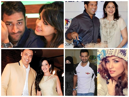 उम्र में बड़े अंतर के बाद भी इन क्रिकेटर्स की शादीशुदा जिंदगी है फर्स्ट क्लास