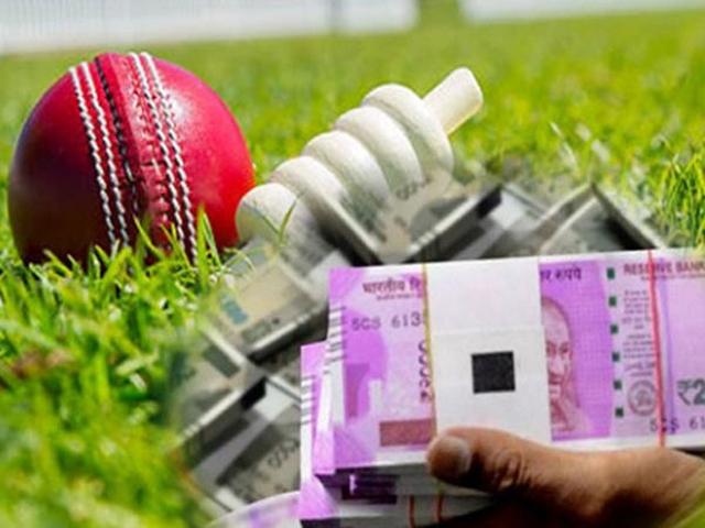 Bhopal : दुबई से चल रहा था क्रिकेट का ऑन लाइन सट्टा, 1.15 करोड़ नकद जब्त, 7 गिरफ्तार