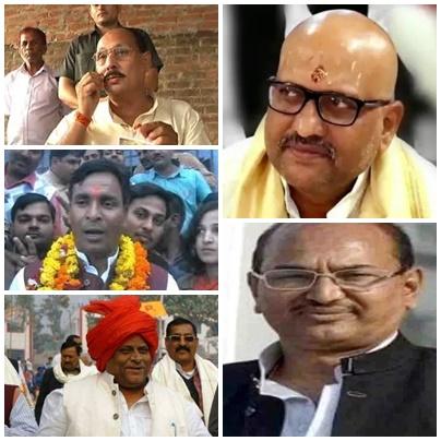 Lok Sabha Election 2019 Result : यूपी की सियासत में इस बार जनता ने नकारे बाहुबली नेता