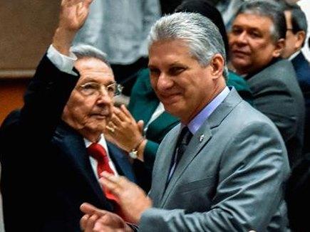 क्यूबा के राष्ट्रपति कास्त्रो ने दिया इस्तीफा, मिगेल डियाज बने नए राष्ट्रपति