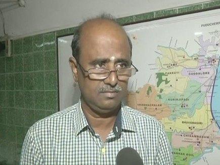 कल दोपहर तक तमिलनाडु पहुंचेगा तूफान Gaja, प्रशासन अलर्ट, स्कूलों की छुट्टी घोषित
