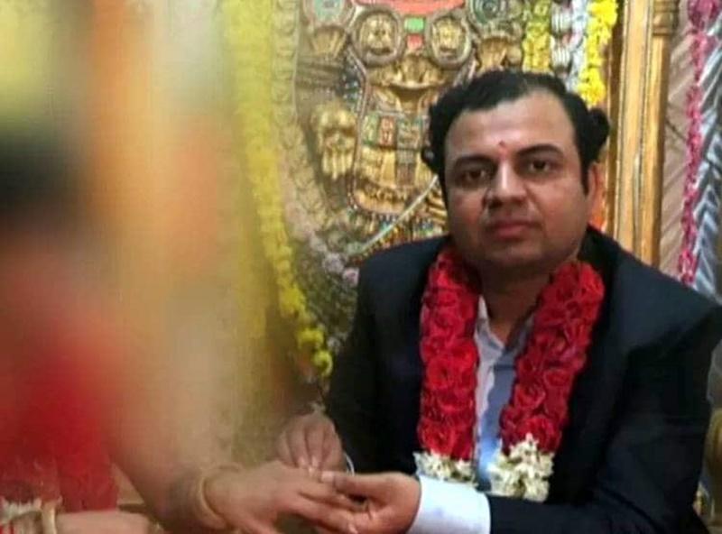 Ahemdabad : IAS दहिया ने पीडि़ता को बताया शादीशुदा, लीनूसिंह ने नारको व डीएनए जांच की अर्जी वापस ली