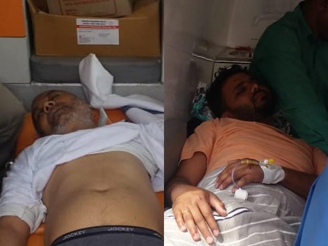 दमोह के हटा में कांग्रेस नेता की हत्या, बेटे पर भी जानलेवा हमला