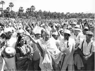 80 marchers of Dandi March