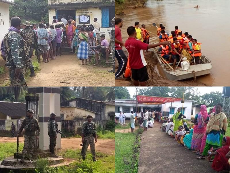 Dantewada by Election : दंतेवाड़ा उपचुनाव वोटिंग के दौरान मिला IED, एक पीठासीन अधिकारी की मौत