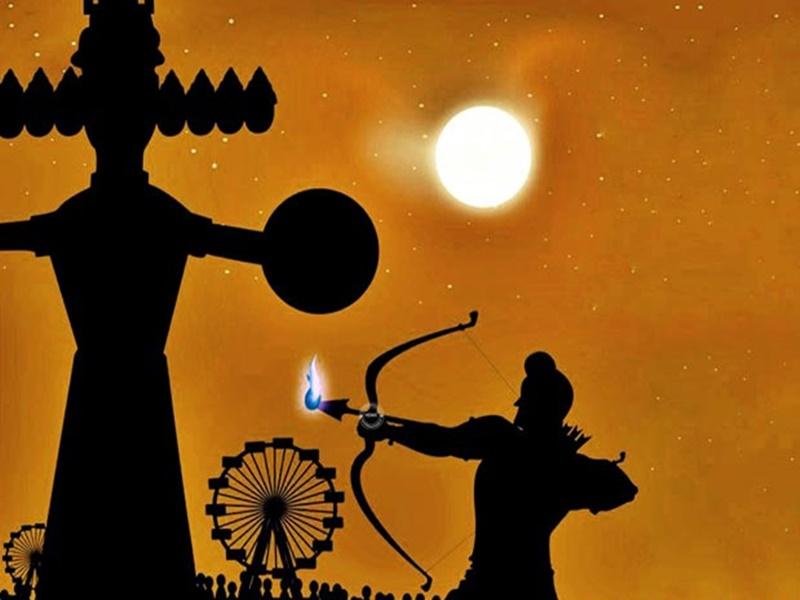 Happy Dussehra 2019:  लंकाविजय और रावण वध का पर्व है दशहरा, जानिऐ शास्त्रोक्त मान्यताएं